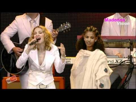 Madonna ~ Like a Prayer (Live 8)