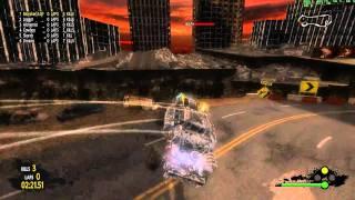 Post Apocalyptic Mayhem gameplay