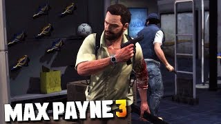 Max Payne 3 - Chapter #3 - Just Another Day at the Office (All Collectibles)