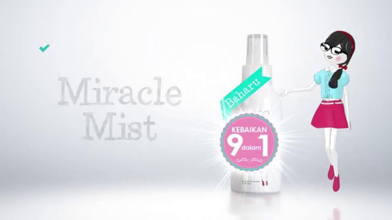 Xịt Dưỡng Da và Ngừa Mụn Nanowhite Fresh Miracle Mist 9 In 1 (125ml)