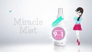 Nanowhite Fresh 9-in-1 Miracle Mist: Sembur & Segar Sepanjang Hari