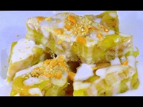 Cách làm bánh chuối hấp thơm ngon tại nhà