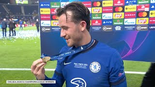 """""""This Is Why I Came To Chelsea, It's A Dream Come True!"""" Ben Chilwell's Crowning Moment"""