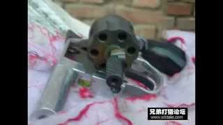 Homemade pistol --CHINA-The starting gun