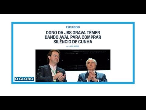 """""""Michel Temer, l'autre visage de la corruption au Brésil?"""""""