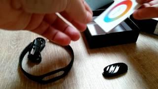 видео Фитнес-трекер Meizu Bong 2P