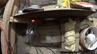 видео Вентиляция в курятнике: для чего нужна и как сделать своими руками