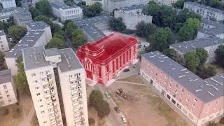 Synagoga staromiejska w Łodzi