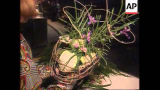 Russia - International Florists Competition