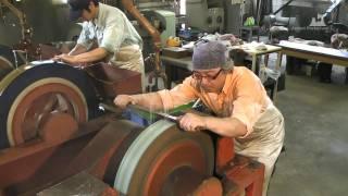 津軽打刃物 - 水掛け砥石仕上げ - 0401A thumbnail