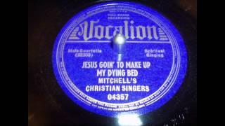 Vocalion Gospel 78 RPM 04357   Mitchell