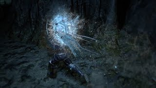 Path of Exile: Water Elemental Back Attachment