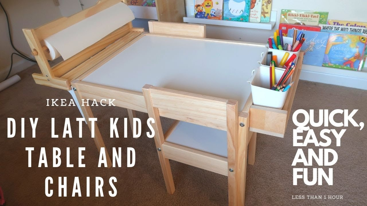 Ikea Hack Diy Latt Children S