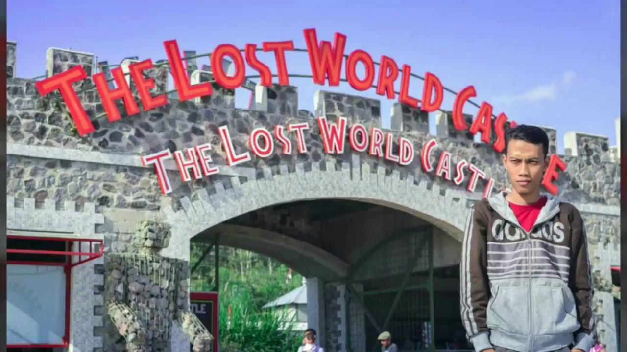 The Lost World Castle Kaliurang Jogja Wisata Hits Jogja Youtube