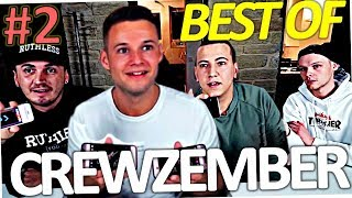 Best of Crewzember Teil 2 (unsympathischTV, Inscope21, Peter, Shpendi u.w.)
