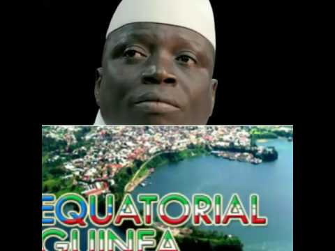 Yahya Jammeh's Hiding Place In Equatorial Guinea