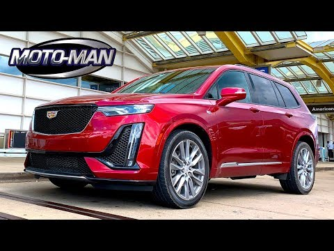 2020 Cadillac XT6: Middle of the Road . . . FIRST DRIVE REVIEW