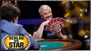 Spiel 5: Kartenduell - Schlag den Star