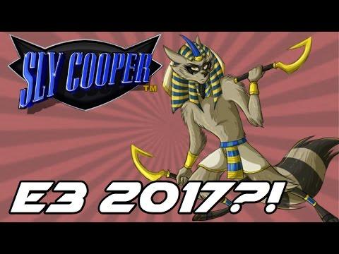 Sly 5 at E3 2017?! streaming vf