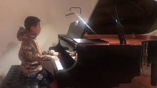 Billy Joel Waltz (Steinway)