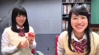 SKE48 1+1は2じゃないよ! 2015年05月12日放送分(火) 梅本まどかvs...