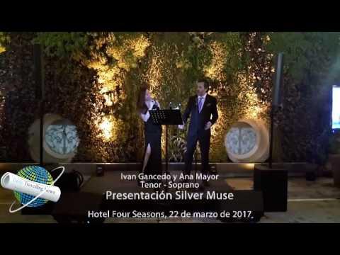 Lanzamiento del Silver Muse en Buenos Aires