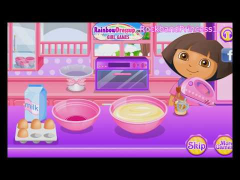 Dora Cooking Games Free Online To Play Now - Cooking In Kitchen With Dora The Explorer Games
