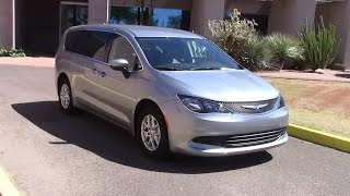 2017 Chrysler Pacifica: Road Test