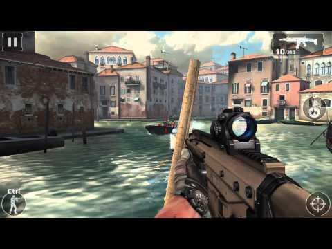 modern combat 5 blackout gameplay mission 1