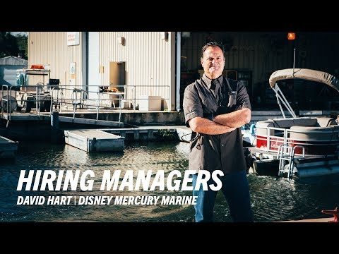 Mercury Marine, David Hart - Marine Mechanics Institute