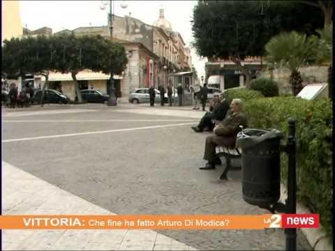 25 02 2015 VITTORIA Che fine ha fatto Arturo Di Modica