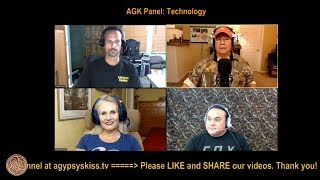 AGK Panel: Can Technology Help You Find Forrest Fenn's Treasure?