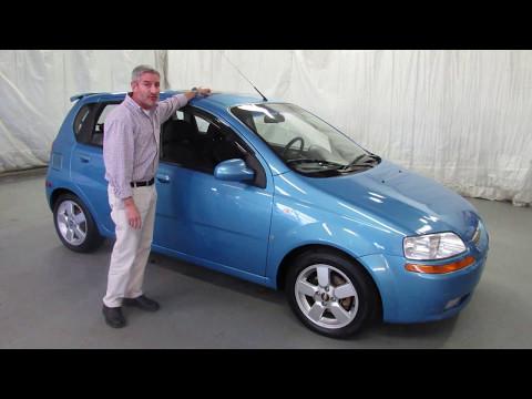 2007 Chevy Aveo Walkaround