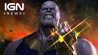Avengers: Infinity War on Pace to Be Fastest Film to Earn $1 Billion Worldwide - IGN News