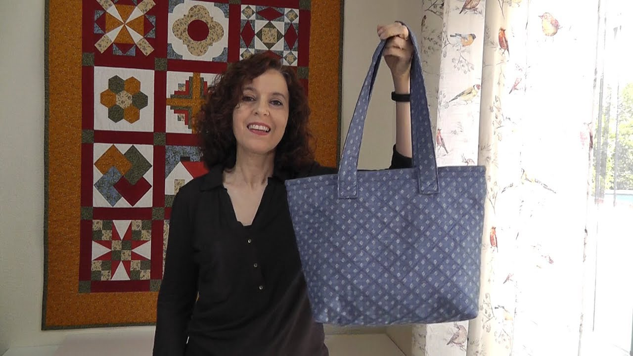 Cómo Hacer Un Bolso Con Cremallera How To Make A Zipper Bag Youtube
