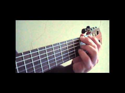 Jerry Reed - Wayfaring Stranger Intro and TAB (see description)