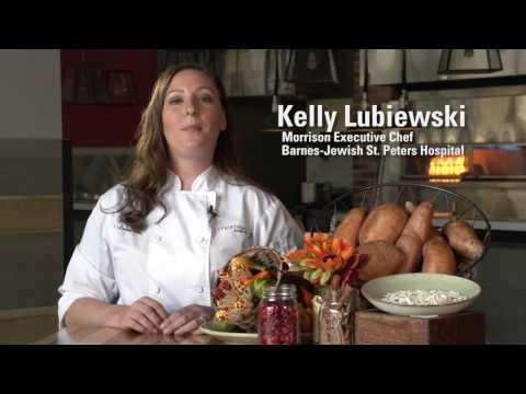 Recipe: Winter Harvest Salad with Cranberry Vinaigrette BJC Cooks!
