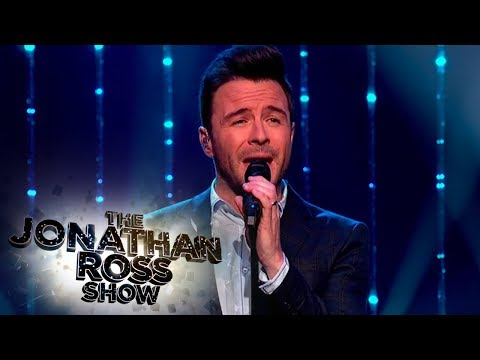 Westlife Perform Better Man - The Jonathan Ross Show