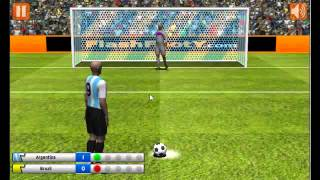 Penalty Fever 3D - World Cup