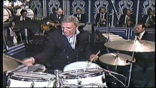 BUDDY RICH   INTERVIEW + PERFORMANCE TONIGHT SHOW W JOHNNY CARSON