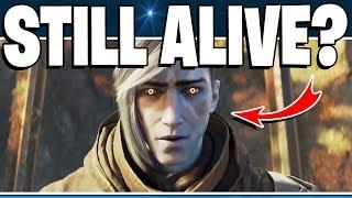 Destiny 2 - PRINCE ULDREN STILL ALIVE!? - LEAKED DLC CINEMATIC
