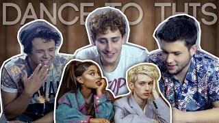 Baixar O último REACT: Troye Sivan ft. Ariana Grande - Dance To This