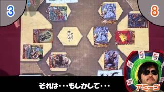 【対戦動画】モリシーVSアミーゴ ガチンコファイト!!