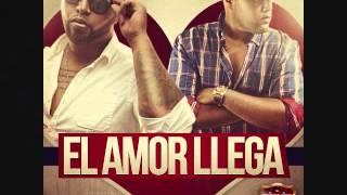 Yenz Garcia Ft Lr - El Amor Llega (Prod. Nyko) {2013}
