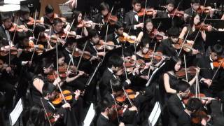 """SSO: III. Andante Tranquillo, IV. Con Moto from """"Symphony in One Movement"""" -Barber"""