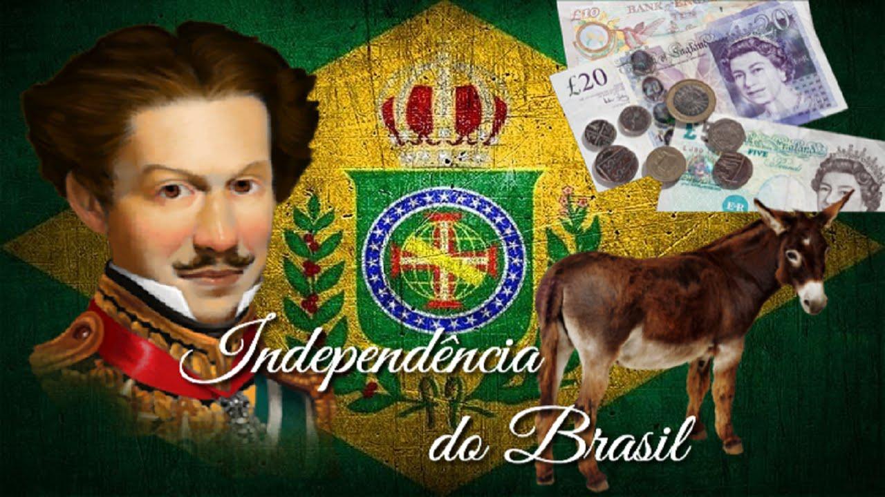 18 Curiosidades sobre Dom Pedro I e a Independência do Brasil - YouTube