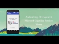 Android Studio Tutorial - Analyze Image using Microsoft Cognitive Services