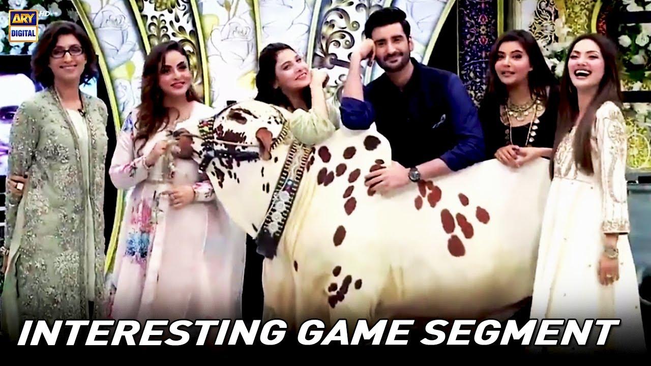 Zehn Pe Zor | Interesting Game Segment | Good Morning Pakistan | ARY Digital