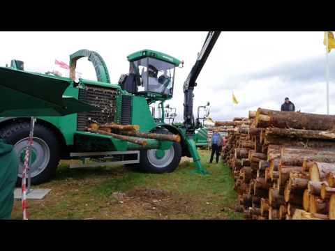 An inside look - Volvo Penta at Elmia Wood 2017
