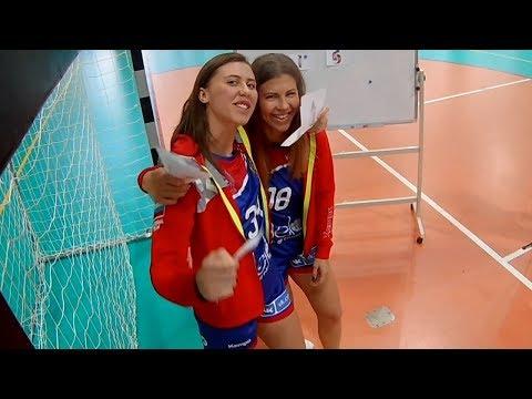 Евро-баттл! Самохина против Малашенко